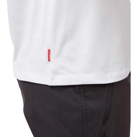 Craghoppers NosiLife Bayame II Camiseta de manga larga Hombre, optic white